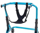 Drive Medical Soft Seat Harness For Gait Trainer, Small