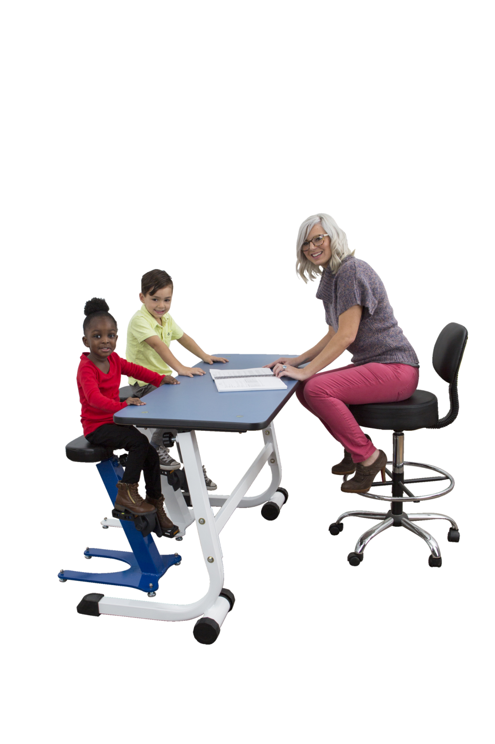 KIDSFIT KC-86 High Top Desk