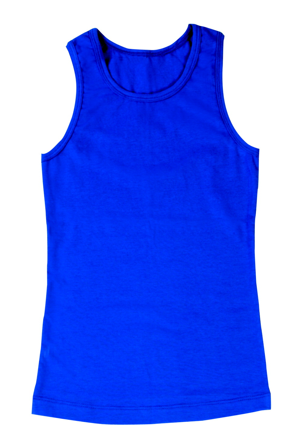 Abilitations HuggME Tank Top, X-Small, Blue