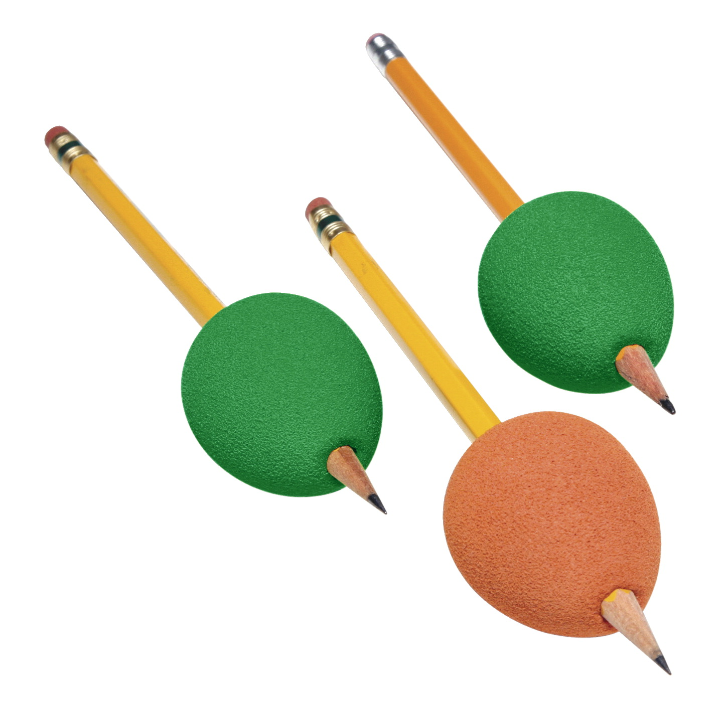 Abilitations Egg Ohs Handwriting Grips, Set of 3