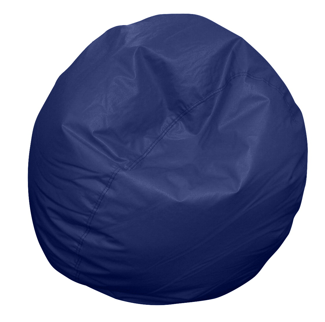 Brown Sales Adult Bean Bag Chair 34 Inch Diameter Various Options