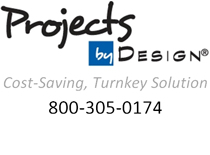 Project By Design 800-305-0174