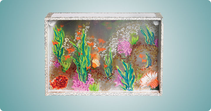 Layered Coral Reef