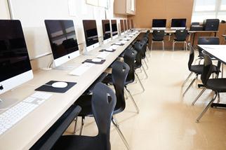 Journalism Classroom