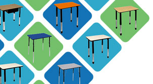Find the Right Table for Your Classroom or Collaborative Space