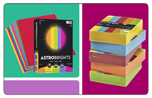 Save Up to 41% off on Astrobright Paper & Cardstock