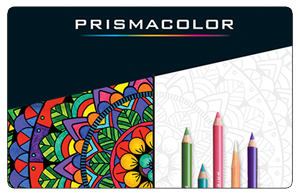 Save up to 40% on Prismacolor Products.
