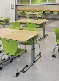Are Your Classrooms Outdated? Updating is the Right Move!