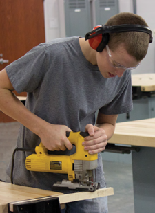Advanced Career & Technical Education: Providing Real World Skills.