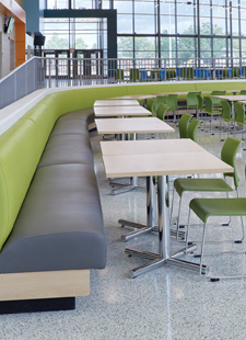 New Cafeteria Designs for Healthy, Productive Learning.