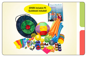 Save 35% on the Sportime Inclusive PE Starter Pack