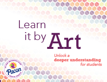 Learn By Art Book