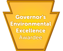 Governor enviromental excellence awardee