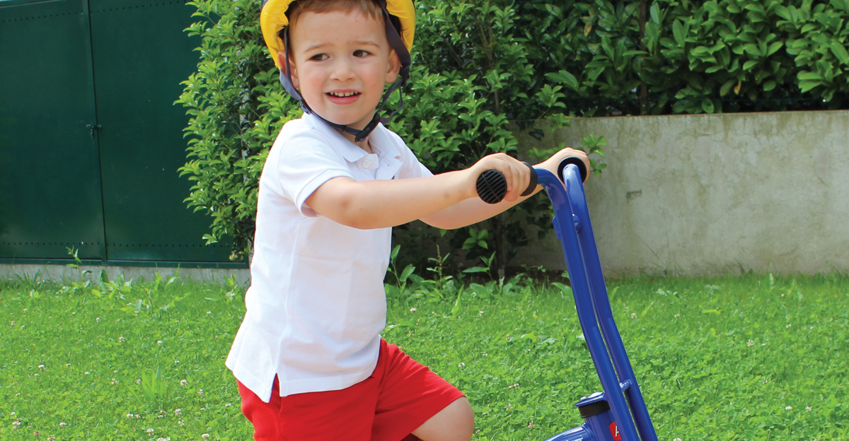 Build Gross Motor Skills with Active Play Products